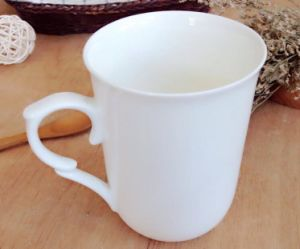 Wholesale 11oz Plain White Ceramic Mug with Custom Logo pictures & photos