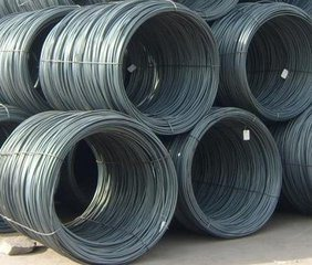 8mm Hot Rolled Low Carbon Steel Wire Rod pictures & photos