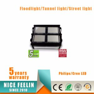 5years Warranty Meanwell Driver 500W LED Floodlight IP65 Outdoor Lighting pictures & photos