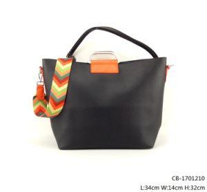 New Fashion Women PU Handbag (CB-1701210) pictures & photos