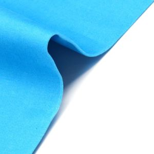 Satin Spandex Cotton Fabric in High Quality pictures & photos