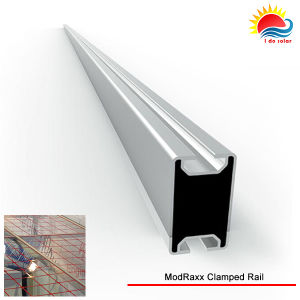 Solar Clamps for Panel Mount Rail (ZX031) pictures & photos