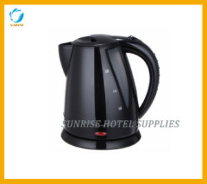 1.5L Plastic Electric Kettle for Hotel pictures & photos