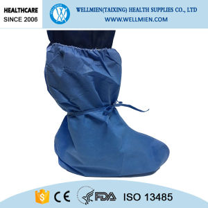 High Quality Single Use Surgical Boot Cover pictures & photos