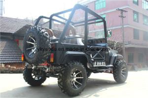 Cheap ATV Shaft Driven Adult Jeep with Disc Brake pictures & photos