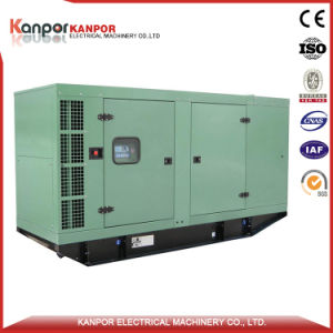 Diesel Power Electric Silent Generator for Remote Area with Comap Amf25 IC-Nt Dse7320 Controller pictures & photos
