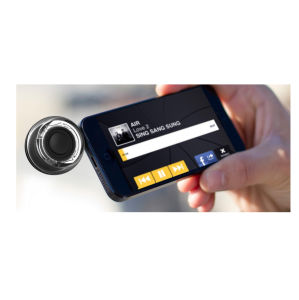 World Smallest Portable Mini Speaker for Cellphone or Tablet pictures & photos