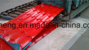 PPGI Corrugated Roofing Steel Sheet and Prepainted Steel Coils pictures & photos