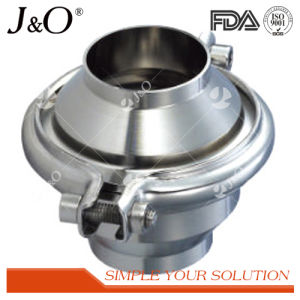 Sanitary Stainless Steel No Return Check Valves pictures & photos