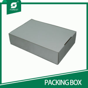 Top Sale Corrugated Black Shoe Boxes with Custom Printing pictures & photos