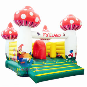 Mushroom Inflatable Bouncy Jumping Castle for Kids Bounce pictures & photos