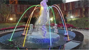 Laminar Jumping Jet Fountain Nozzle pictures & photos