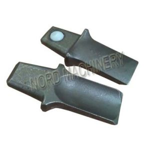 Closed Die Forging Trencher Tooth pictures & photos