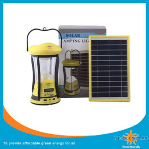 Solar Camping Lantern Rechargeable Camping Lantern pictures & photos