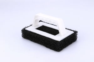 Cheap Price Wholesale Kitchen Cleaning Brush Pad pictures & photos