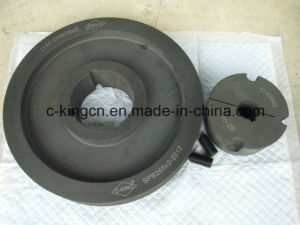C-King High Quality Cast Iron V Belt Pulley pictures & photos