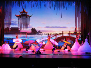 P4 HD Indoor LED Full Color SMD Rental LED Display LED Video Panel P4 pictures & photos