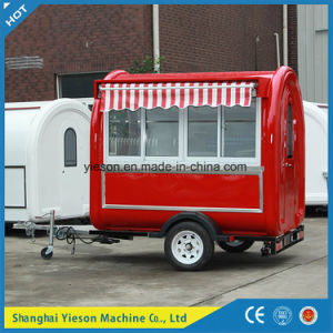 Yieson Hot Sale Fast Food Vender Trailer pictures & photos