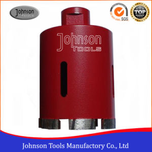 Diamond Drilling Tool Od65mm Diamond Core Bit for Stone pictures & photos
