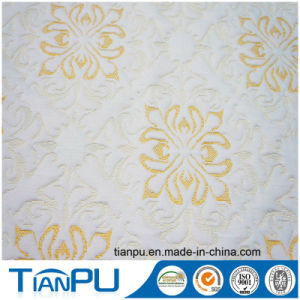 100% Polyester Jacquard Knitted Mattress Fabric pictures & photos