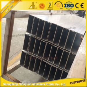 Various Design Aluminum Panel Aluminium Curtain Wall with Decoration Material pictures & photos