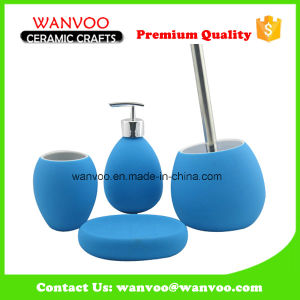 Hot Sale Bathroom Soap Dish Lotion Dispenser Bath Accessories pictures & photos