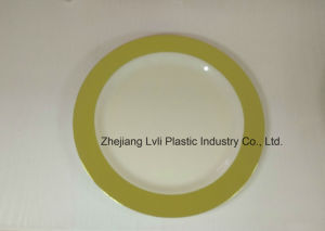 Plastic Plate, Disposable, Tableware, Tray, Dish, Colorful, PS, SGS, Hot Stamp Plate, PA-02 pictures & photos