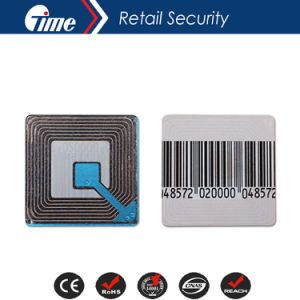 Ontime Rl4601 - Top Grade Low Price EAS 8.2MHz RF Sticker Label pictures & photos