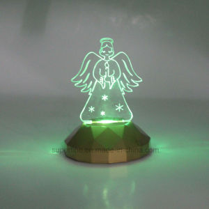Creative Designing Battery Operated Multicolor LED Acrylic Light Gift for All Saints′ Day pictures & photos
