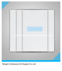 30*60cm Stretched Canvas for Painting and Drawing pictures & photos