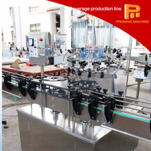 Linear Single Type Bottle Drink Capping Machine pictures & photos