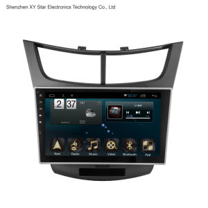 Android 6.0 System 10.1 Inch Big Screen GPS Navigation for Chevrolet Sail 3 2015 pictures & photos