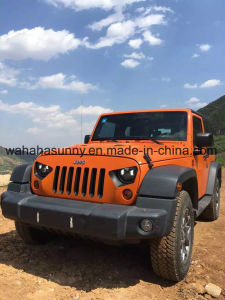 High Quality Grille for Jeep Wrangler Jk Sahara Rubicon pictures & photos