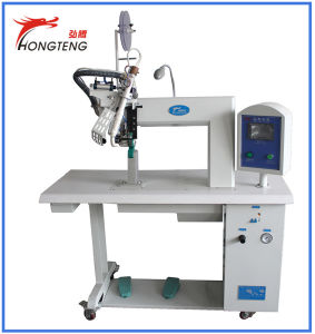 PVC Hot Air Seam Sealing Machine