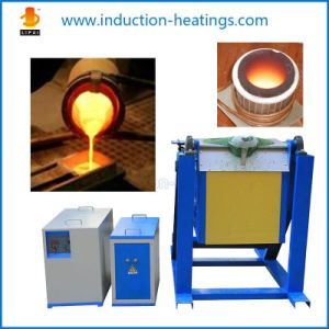 Good Price Medium Frequency Induction Melting Furnace for Steel Copper Copper Aluminum pictures & photos