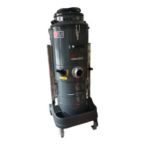 220V Single Phase 100L Industry Vacuum Cleaner for Grinding Machine pictures & photos