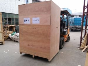 1000kg Stainless Steel 380V/50Hz Ice Cube Machine pictures & photos