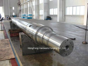 AISI 4140 Forged Shaft with Turned Surface pictures & photos