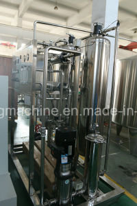 Reverse Osmosis Water Treatment System for Drink Water pictures & photos