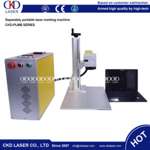 Professional Fiber Laser Marking Machine with Software Ezcard pictures & photos