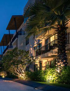 Landscape Lighting Variable Wattage CREE LED Brass Garden Spotlight ETL pictures & photos