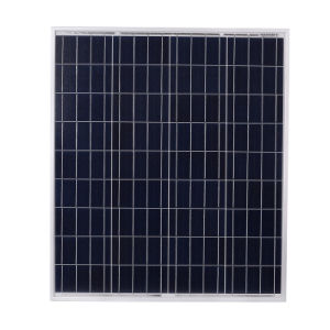 18V 75W Polycrystalline Silicon Solar Panels pictures & photos