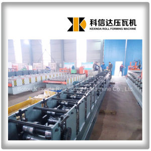 Kxd Gutter Cold Roll Forming Machine pictures & photos