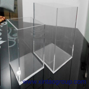 Clear Acrylic Display Box with Custom Designs pictures & photos