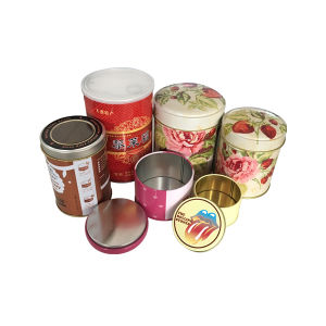 Tin Can Canning Tea Coffee Tin Box Custom Logo pictures & photos