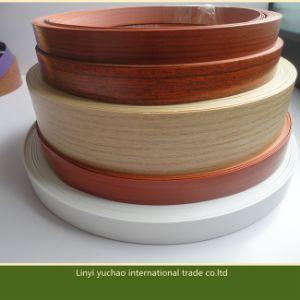 PVC Edge Band/Plastic PVC Profile for Cabinet pictures & photos