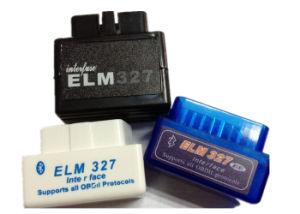 Super Mini Elm 327 Bluetooth Auto Code Reader pictures & photos