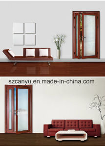 Water-Roof Aluminium Package Wood Window pictures & photos