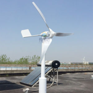 600W off Grid Wind Turbine Generator with Controller and Inverter pictures & photos