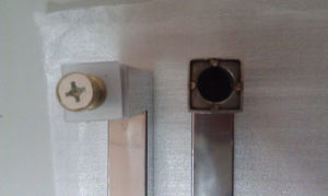 Stainless Steel Glass Door Pull Handle pictures & photos